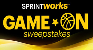 Sprint Game On Sweepstakes | MyMonteBenefits com